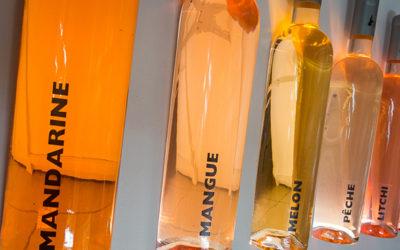 Provence : base de données sur les vins rosés