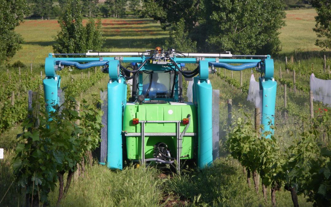 Guide de réglages et d'utilisation des pulvérisateurs viticoles