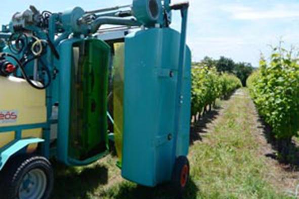 18 juin 2019 – Journée sur la pulvérisation viticole