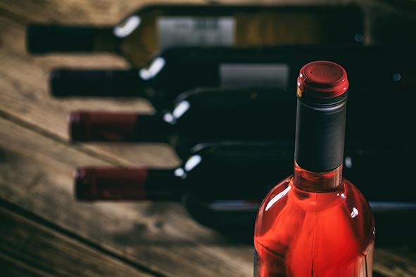 Caractérisation des vins AOP Bordeaux rosé