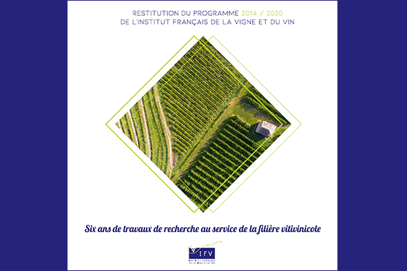 Bilan du Programme de recherche de l'IFV 2014-2020