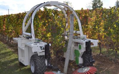 Un partenariat public-privé réussi sur la robotique viticole