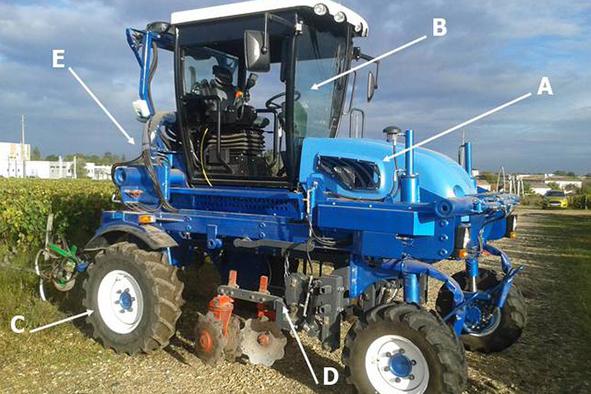 Agro-équipements pour réduire les intrants